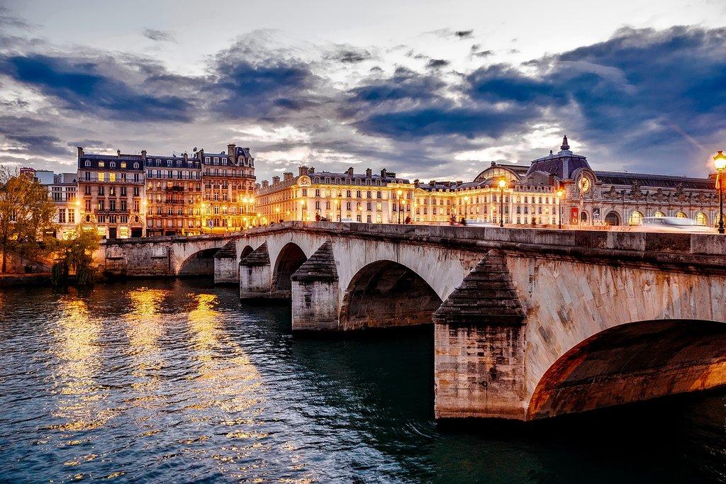 ponti di parigi