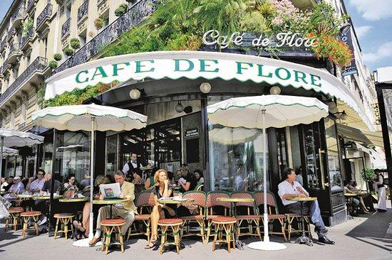 I caffé di Parigi: Caffè Flore e Deux Magots